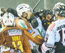 Eishockey Ritten vs. Pustertal